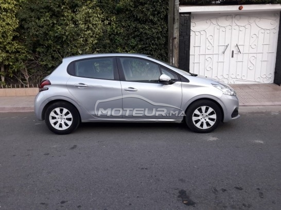 PEUGEOT 208 1.6 hdi occasion 665640