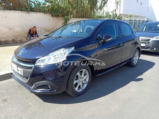 PEUGEOT 208 1.6 hdi 75 pack edition occasion