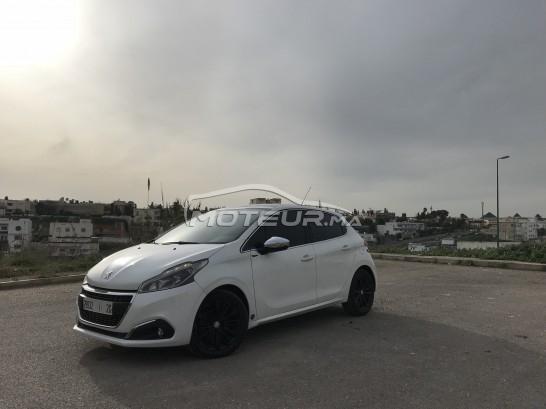 سيارة في المغرب PEUGEOT 208 White edition 1.6 hdi 92 ch - 260231