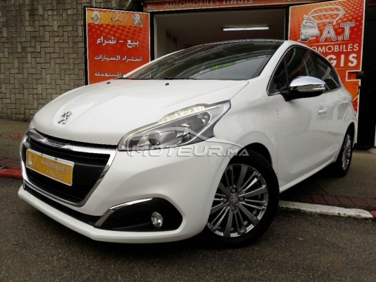 PEUGEOT 208 Allure white edition 1,6 hdi occasion