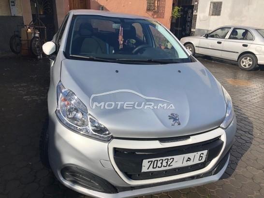 Voiture Peugeot 208 2016 à casablanca  Diesel  - 6 chevaux