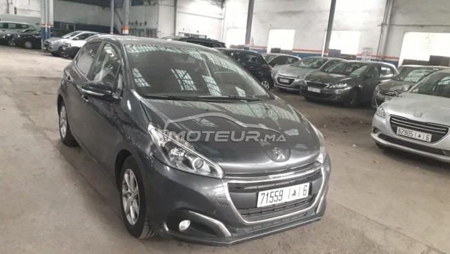 PEUGEOT 208 active 1.6 hdi 75 ch occasion