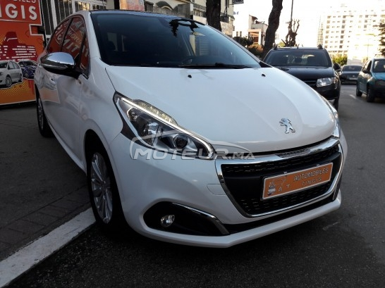 PEUGEOT 208 White edition 1,6 hdi occasion 687887