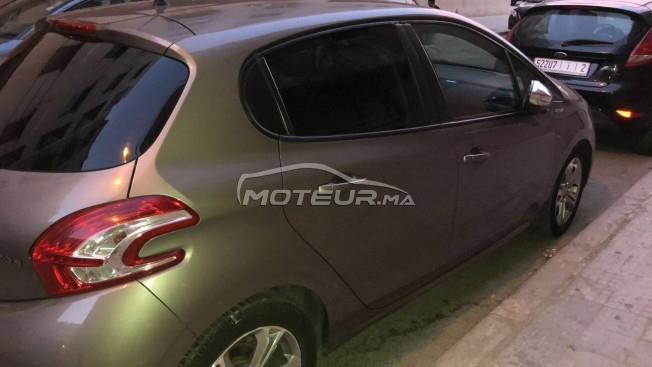 سيارة في المغرب بيجو 208 - 234628