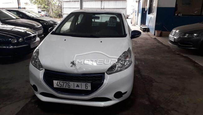 PEUGEOT 208 208 like1.6 l hdi clim occasion