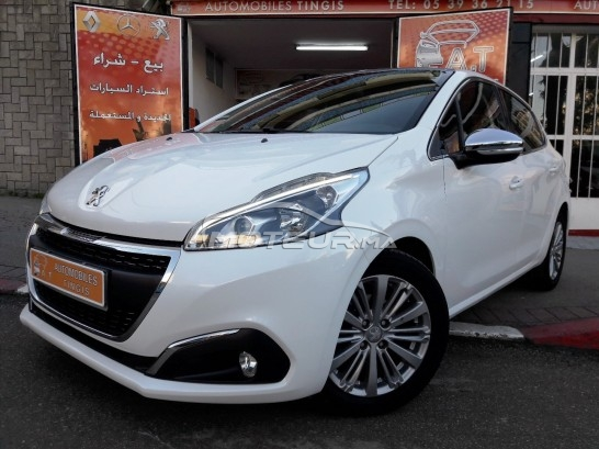 PEUGEOT 208 White edition 1,6 hdi occasion 687897