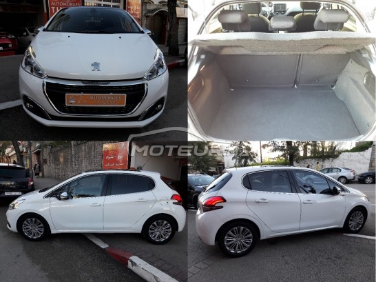 PEUGEOT 208 White edition 1,6 hdi occasion 687889