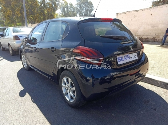 PEUGEOT 208 1.6 hdi 75 pack edition occasion 1135717
