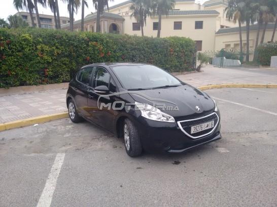 سيارة في المغرب بيجو 208 - 177962