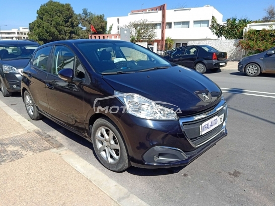 PEUGEOT 208 1.6 hdi 75 pack edition occasion 1135715