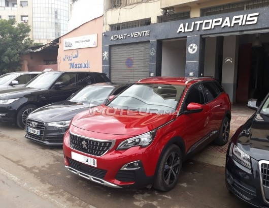 PEUGEOT 3008 2.0 hdi occasion