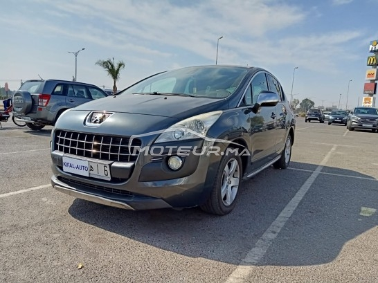 PEUGEOT 3008 2.0 hdi 150 active plus occasion