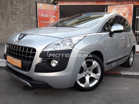 PEUGEOT 3008 1,6 hdi 110 ch occasion