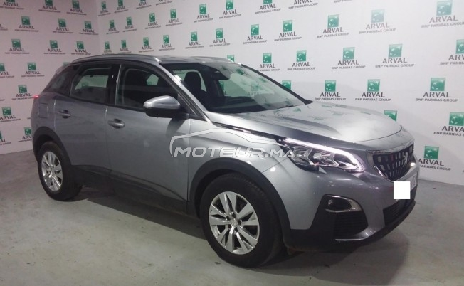 PEUGEOT 3008 2.0 hdi bvm 4x2 occasion