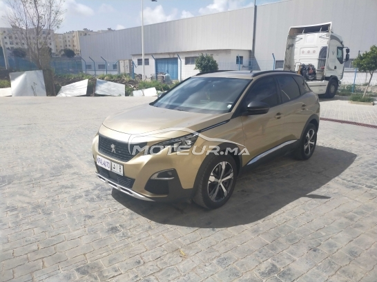 PEUGEOT 3008 2.0 hdi150 eat8 allure occasion