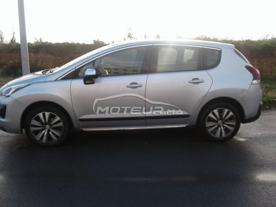 PEUGEOT 3008 occasion 646724
