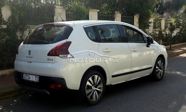 Acheter voiture occasion PEUGEOT 3008 au Maroc - 259298