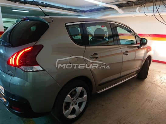 PEUGEOT 3008 occasion 628679