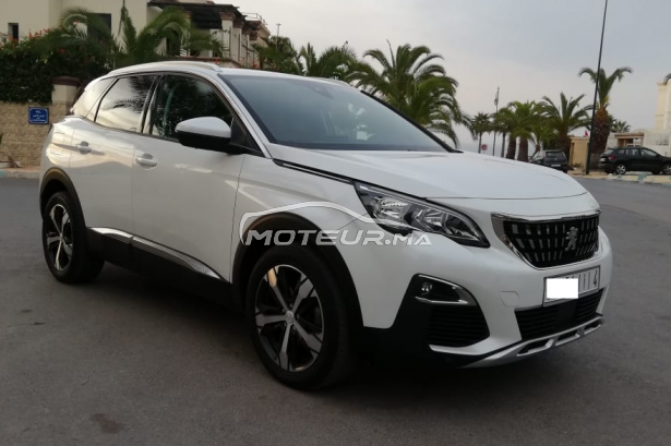 PEUGEOT 3008 Alure occasion