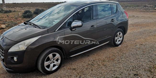 PEUGEOT 3008 1,6 hdi occasion 679540