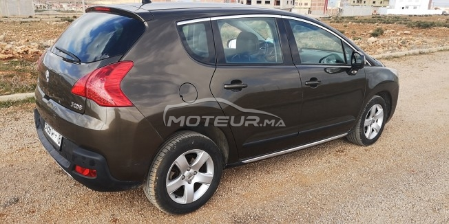 PEUGEOT 3008 1,6 hdi occasion 679533