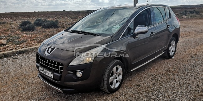 PEUGEOT 3008 1,6 hdi occasion 679541