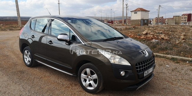 PEUGEOT 3008 1,6 hdi occasion 679542