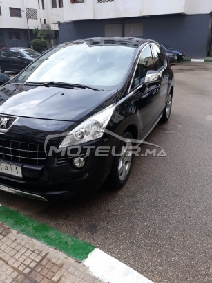 PEUGEOT 3008 Hdi active + occasion 669459