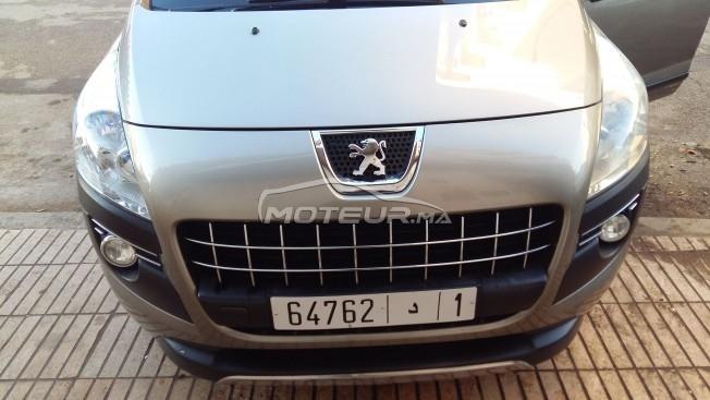 سيارة في المغرب PEUGEOT 3008 - 260192