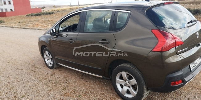 PEUGEOT 3008 1,6 hdi occasion 679534