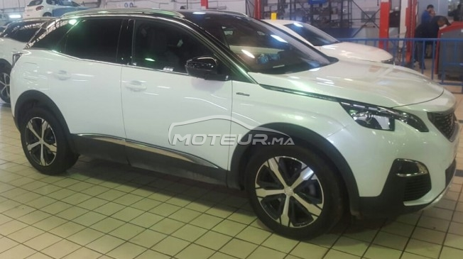 PEUGEOT 3008 Gt-line 2.0 hdi 150 ch occasion 666639