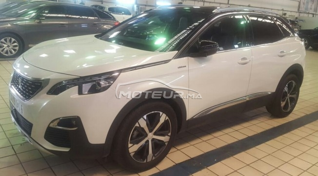 PEUGEOT 3008 Gt-line 2.0 hdi 150 ch occasion 666471