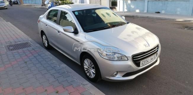 سيارة في المغرب بيجو 301 1.6 hdi - 215464