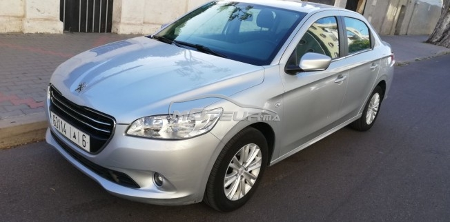 PEUGEOT 301 1.6 hdi occasion 506947