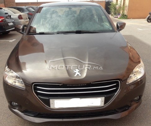 سيارة في المغرب بيجو 301 - 228020