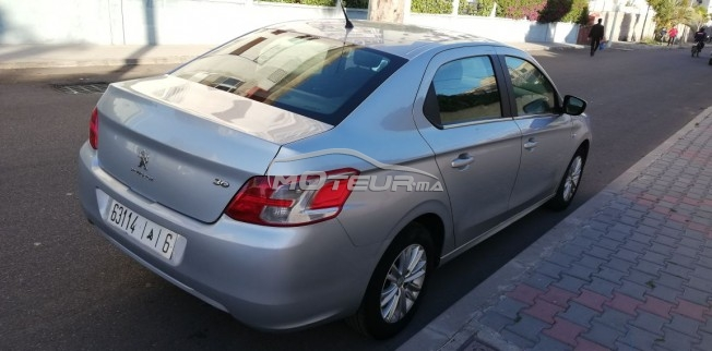 PEUGEOT 301 1.6 hdi occasion 506949