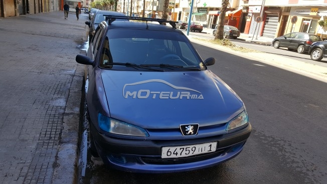 peugeot 306 coupe 1996 diesel 157086 occasion casablanca maroc. Black Bedroom Furniture Sets. Home Design Ideas