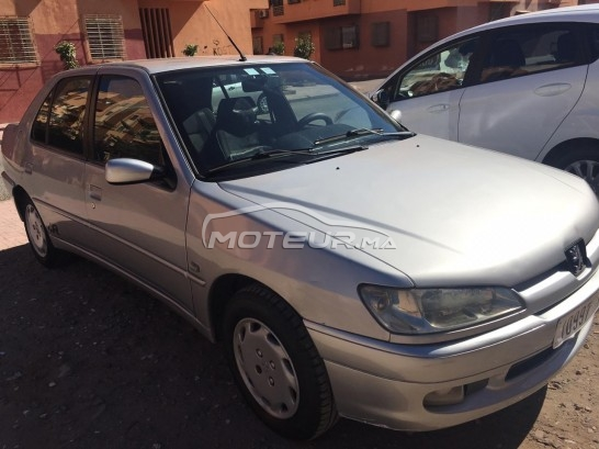 سيارة في المغرب PEUGEOT 306 - 258046