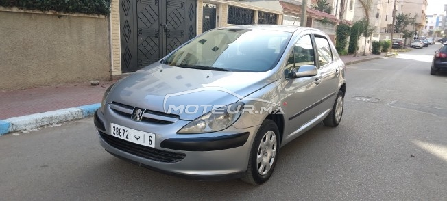 PEUGEOT 307 Hdi occasion