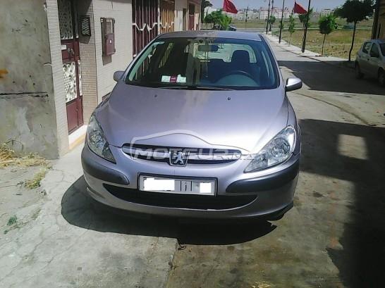 سيارة في المغرب بيجو 307 Hdi - 232310