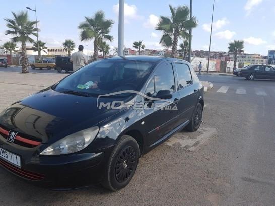 سيارة في المغرب بيجو 307 - 176880
