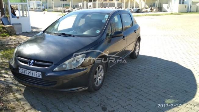 سيارة في المغرب PEUGEOT 307 - 262804