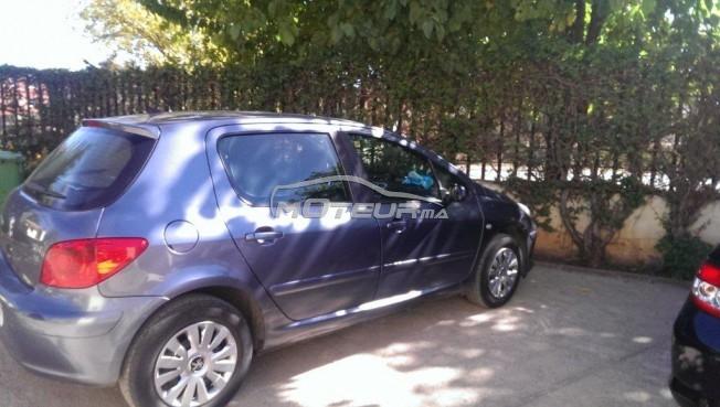 سيارة في المغرب بيجو 307 1.6 hdi - 185861