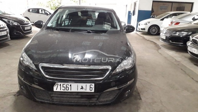 PEUGEOT 308 308 active 1.6 hdi 92 ch occasion