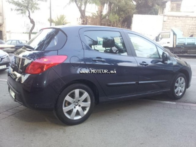 photo peugeot 308 1 6 hdi active phase2 6cv toutes options 2012 75091 76058 tanger. Black Bedroom Furniture Sets. Home Design Ideas