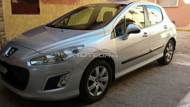 peugeot 308 2013 diesel 143503 occasion casablanca maroc. Black Bedroom Furniture Sets. Home Design Ideas