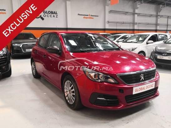 PEUGEOT 308 Hdi occasion
