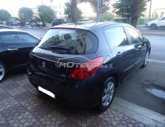 PEUGEOT 308 1.6 hdi occasion 538135