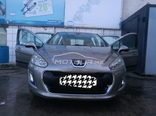 سيارة في المغرب PEUGEOT 308 - 262930