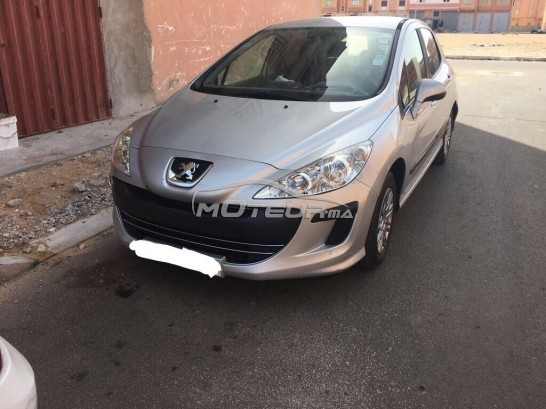 سيارة في المغرب بيجو 308 - 173739